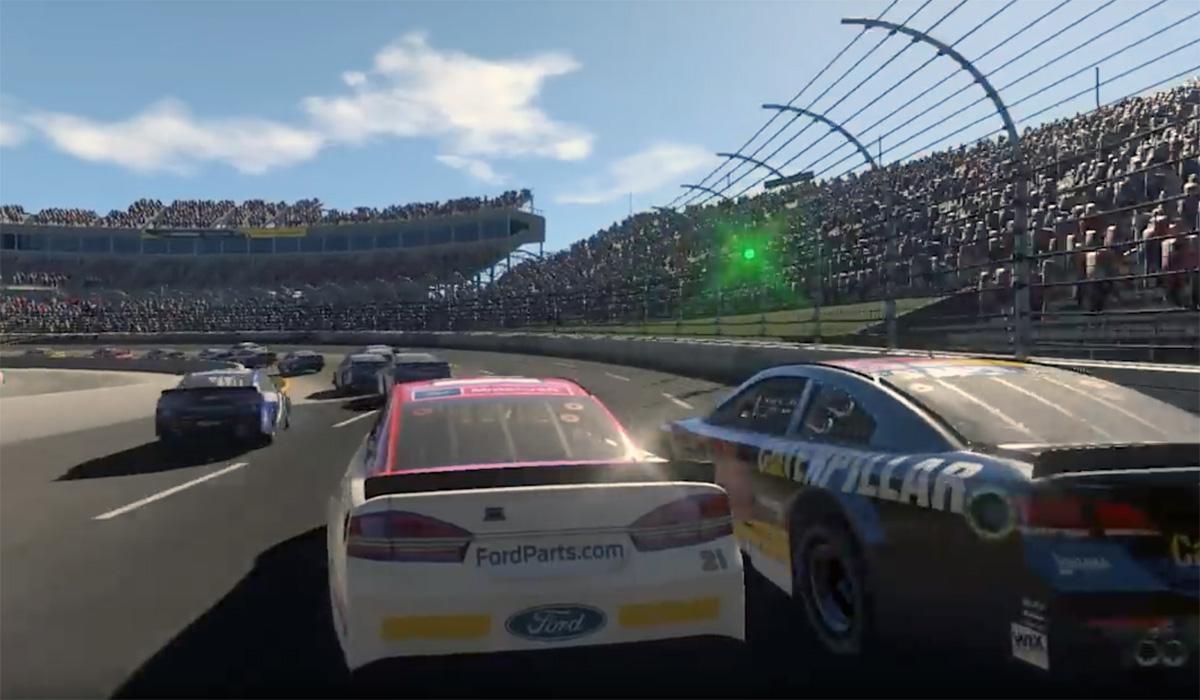 Game On - The Official Site of Brad Keselowski . NASCAR Champion