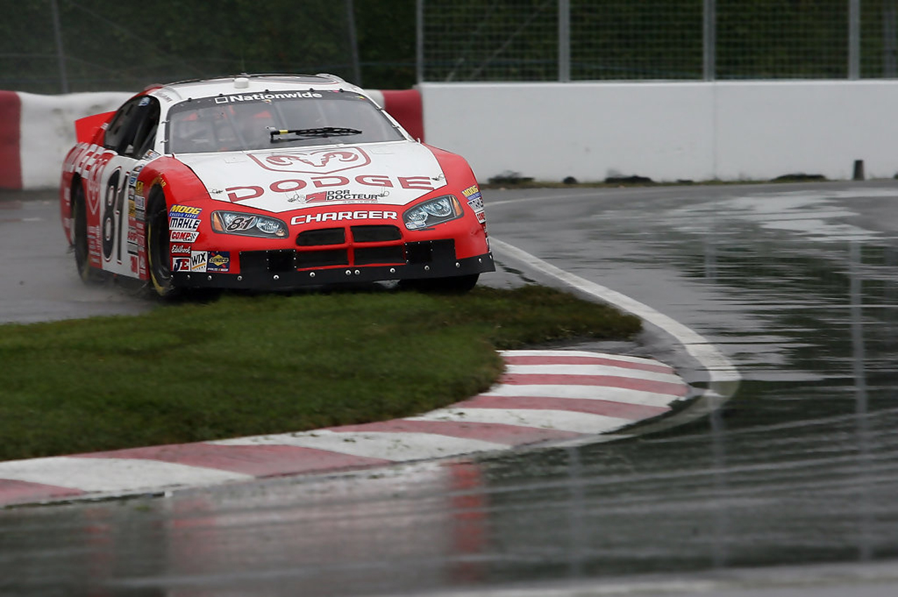 Racing in the Rain - The Official Site of Brad Keselowski . NASCAR ...